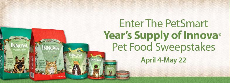 Innova dog food coupons
